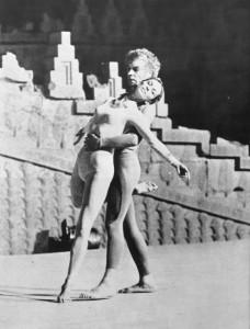 1972 Merce Cunningham & Dance co. (10th Ann) copy